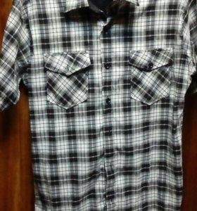 Мужской рубашка