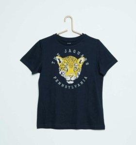 Новые футболки для мальчиков и юношей