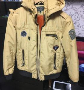 Детская куртка для мальчиков