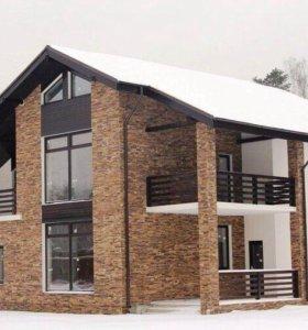 Строительство дома бани бытовки