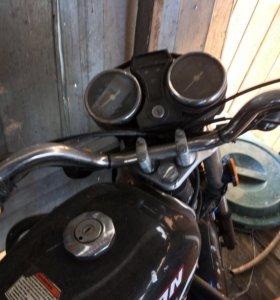 Мотоцикла орион