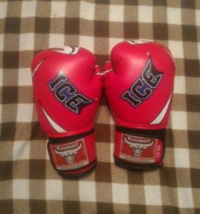 Боксерские перчатки Roomaif 12 OZ