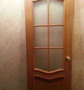Дверь 700*2000 б/у