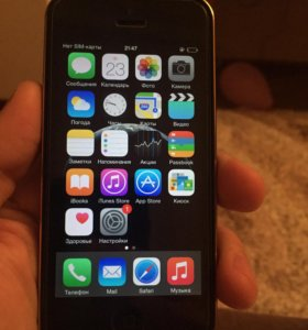 Продаётся айфон 5. 32 г тел 89104855777