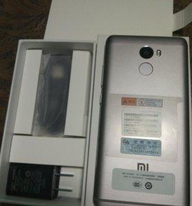 Xiaomi redmi 4 новый