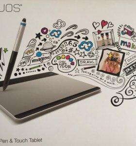 Графический планшет Wacom Intuos Pen & Touch S