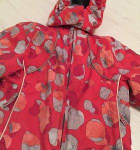Куртка б/у Huppa 104