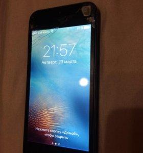 Айфон 5 чёрный