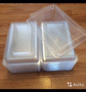 Контейнеры пластиковые