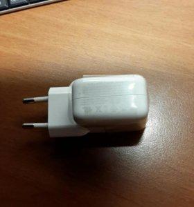 Зарядка и кабель для ipad/iphone ОРИГИНАЛ