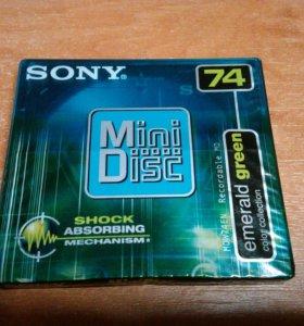 Мини диск