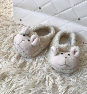 Тапочки детские.Обувь детская