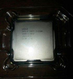 Процессор intel core i5 2500k LGA 1155