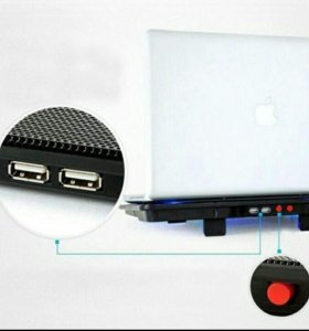 Кулер вентилятор для ноутбука