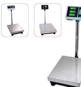 Весы товарные до 100, 150, 300, 500 кг