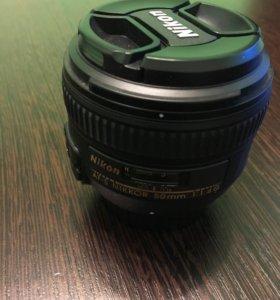 Nikon 50mm 1.4G AF-S Nikkor