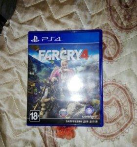 Игра на Sony PS4