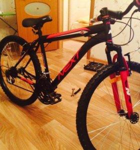 Новый велосипед Next