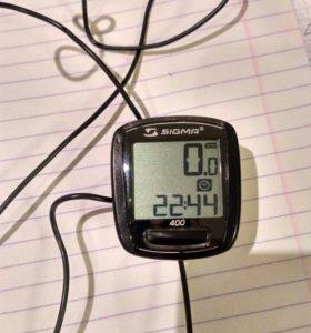 Велокомпьютер sigma 400