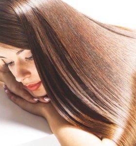 Полировка волос, Кератиновое выпрямление, ботокс