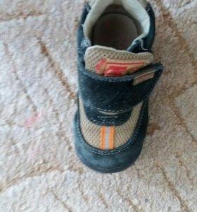 ботиночки Котофей 21 размер