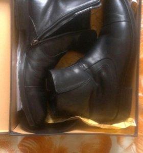 Зимняя обувь. Натуральная кожа (Италия)