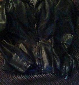 Куртка весенняя мужская 46 р.