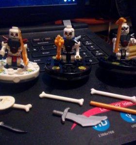 Lego мини-фигурки Ninjago