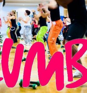 Зумба ,Zumba-fitness