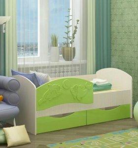 Дельфин 3 кровать