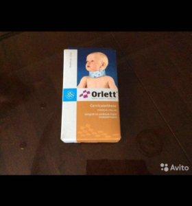 Бандаж детский на шейный отдел позвоночника Orlett