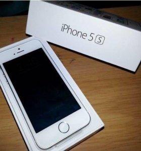 iPhone 5s gold 16 Gb (LTE)