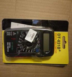 Многофункциональный цифровой мультиметр DT-831B+