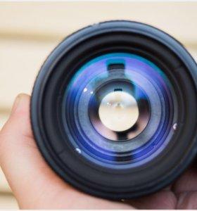 Объектив Nikon 70-210 f4,0-5,6