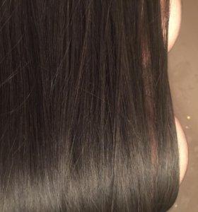 Волосы натуральные 75 см