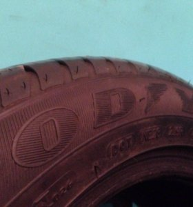 Goodyear Eagle NCT 5A 195-55-16 87H