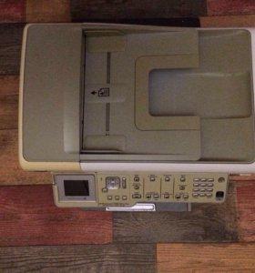 Принтер hp и сканер