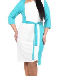 Платье 58 размера