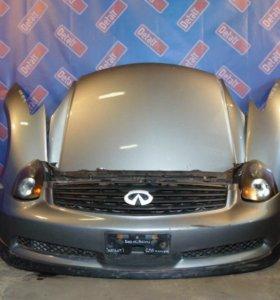 Запчасти бу, разборка Infiniti G35 coupe