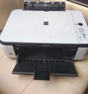 Принтер-сканер Canon Pixma