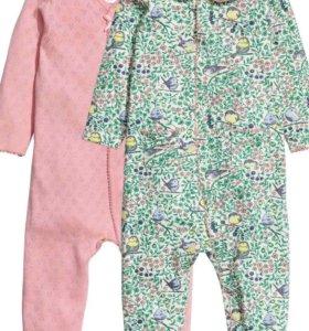 Пижамы hm 74рр