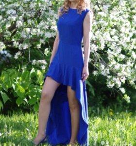 Синее платье Love Republik