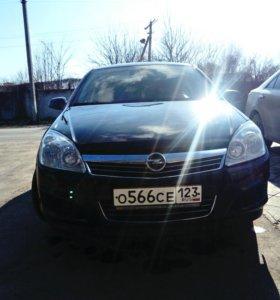 Opel Astra 2007г.