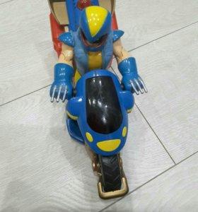 Игрушка Мотоциклист