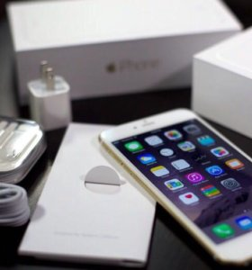 iPhone Space Grey и Gold - 16GB.