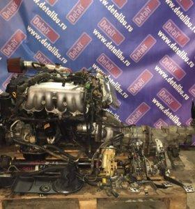 Двигатель 2JZ-GE + МКПП W55