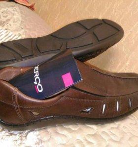 Новые мужские ботинки 45-46 размер
