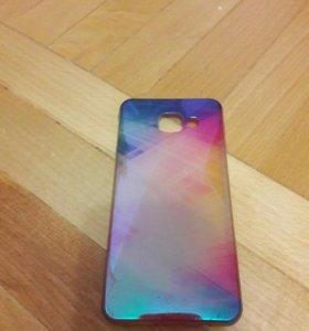 Чехол Samsung Galaxy a3 2016
