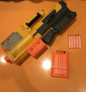 Бластер Nerf Deploy cs-6