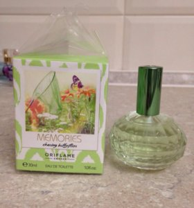 Туалетная вода Memories Сhasing Butterflies 30 ml